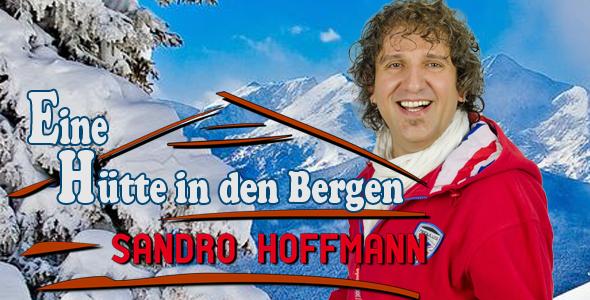 Sandro Hoffmann-Eine Hütte in den Bergen