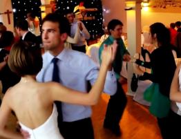Hochzeitsfeier mit Alleinunterhalter Sandro Hoffmann