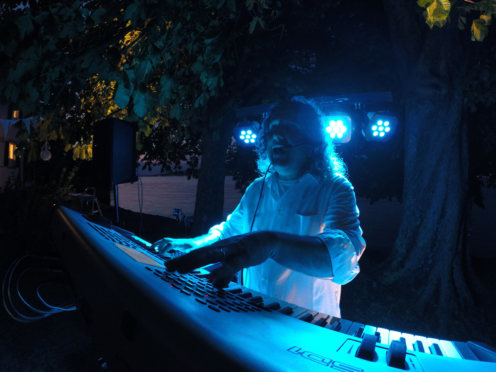 LIVE - Party Alleinunterhalter Sandro Hoffmann